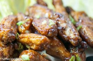 Asian Chicken Wings