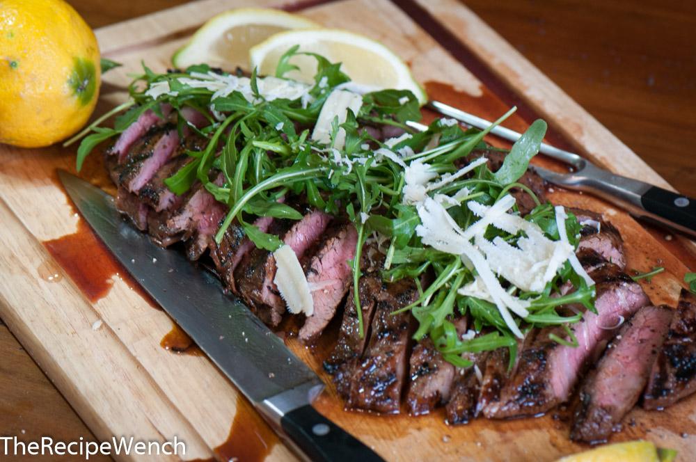 grilled flank steak 2
