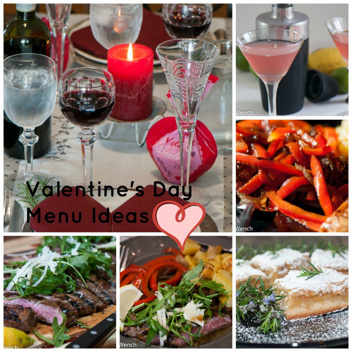 valentines collage 2