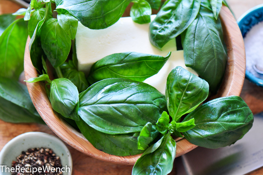 Basil Butter - Use it on Everything!