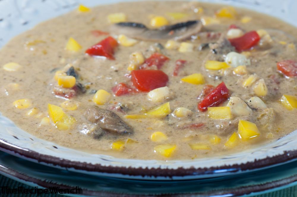 Corn Chowder - Crock-Pot Easy!