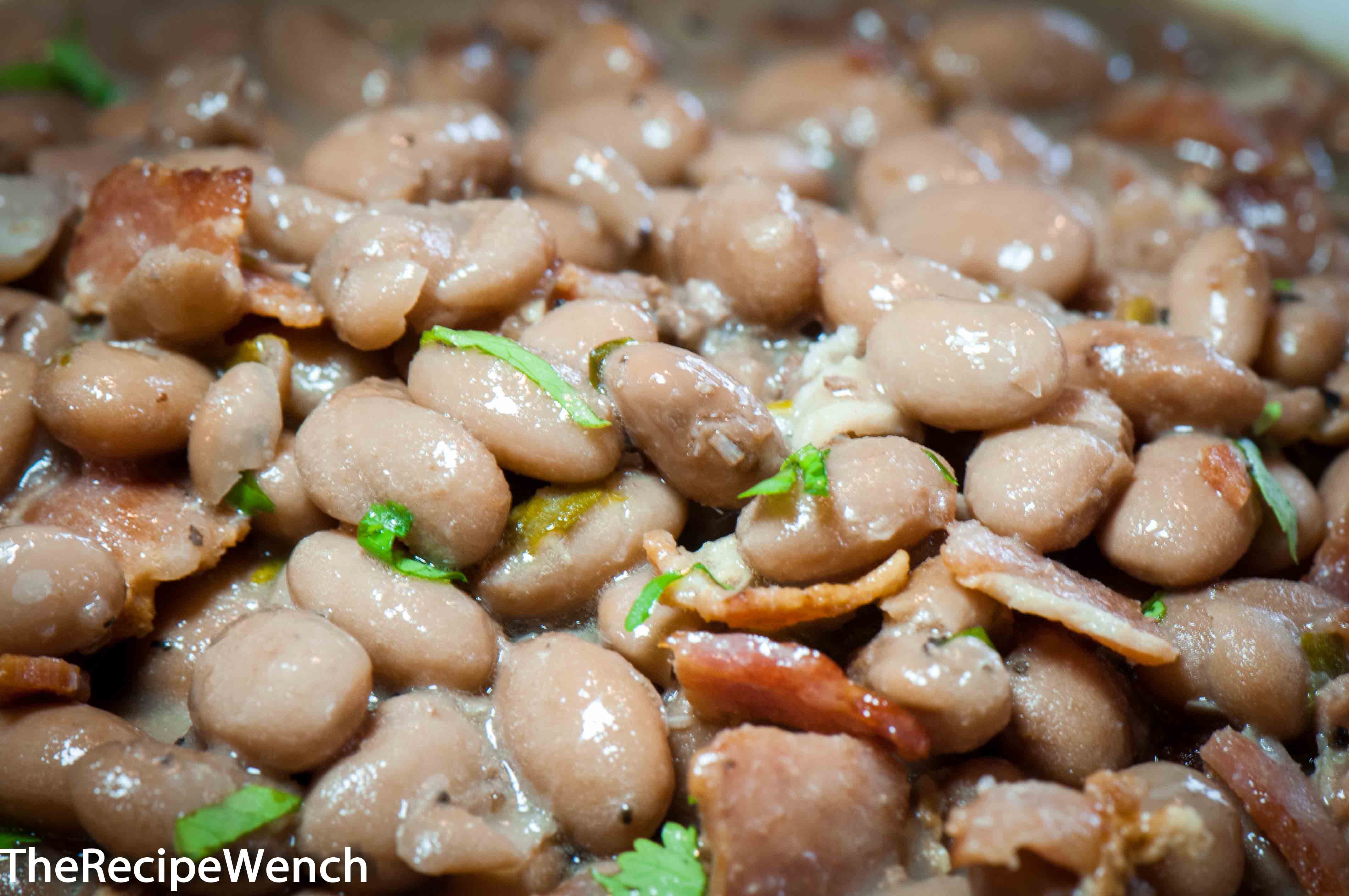 Mexican Style Beans - Versatile and Tasty