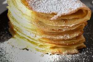 A Simple Crepe Recipe