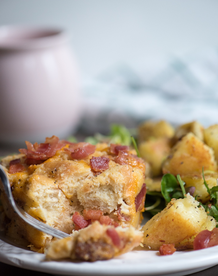 You probably already have everything you need to whip up this Easy Breakfast Casserole!   The Recipe Wench
