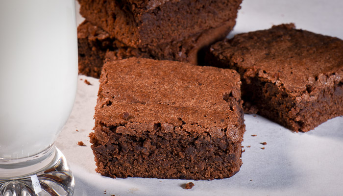 I've been using this recipe for brownies for years. My absolute favorite. Buttery, chocolatey, deliciousness! | The Recipe Wench