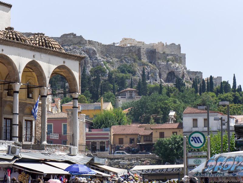 Athens Santorini