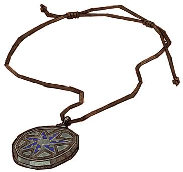 The sihedron medallion