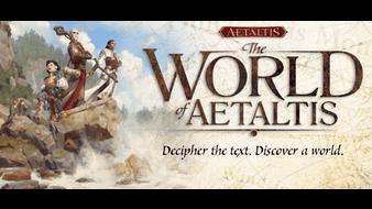 World of Aetaltis kickstarter image