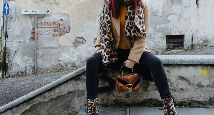 Outfit Gennaio: l'inverno si veste di animalier