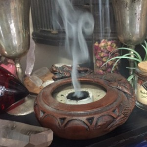 Incense, Resin, & Herbs