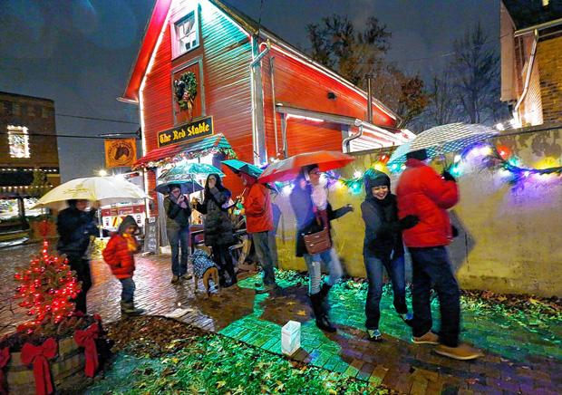 German Village – Village Lights!