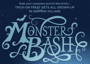 Monster Bash @ German Village Society Meeting Haus