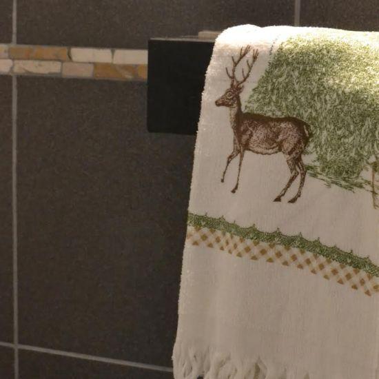 Guest Towel Reindeer