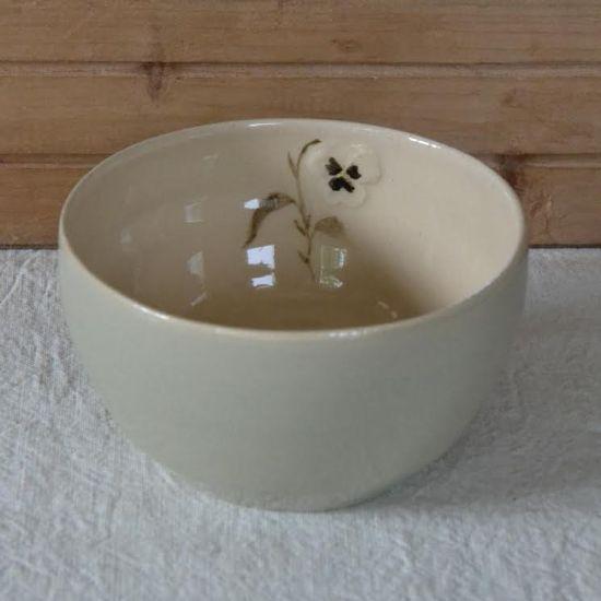 jane hogben bowl pansy eau de nil