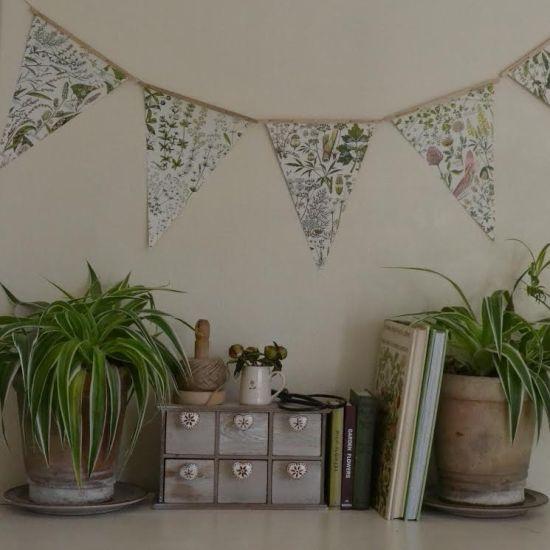 paper bunting botanical
