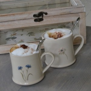 Hogben Pottery items at The Reed Warbler Shop