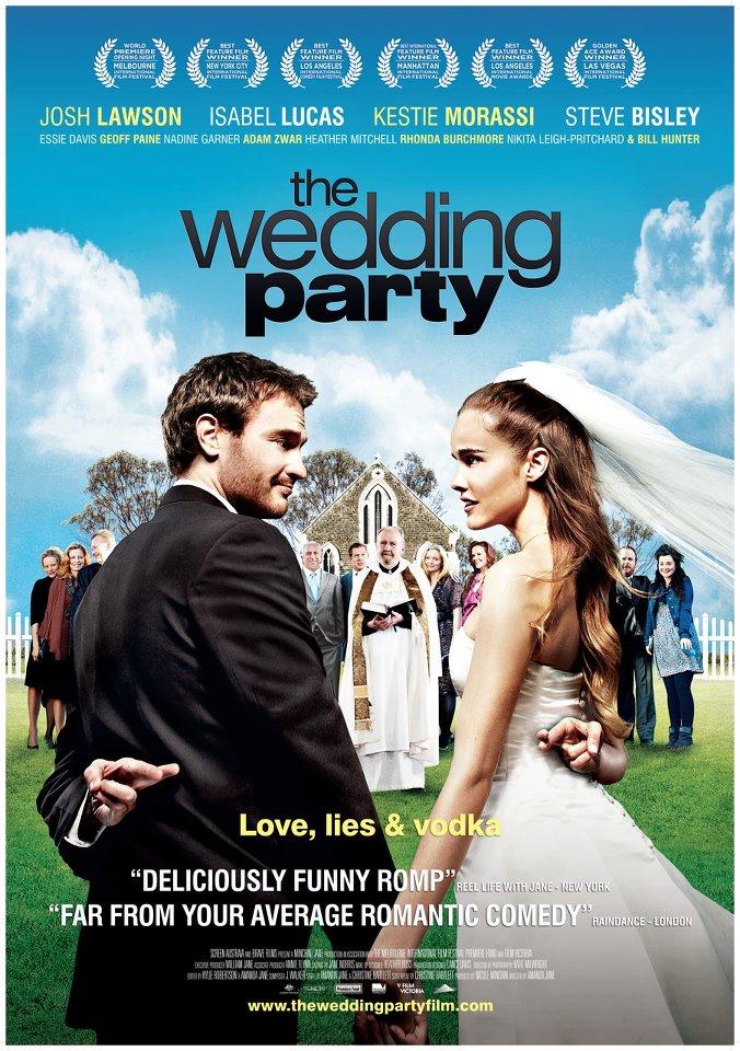 Poster do filme The Wedding Party