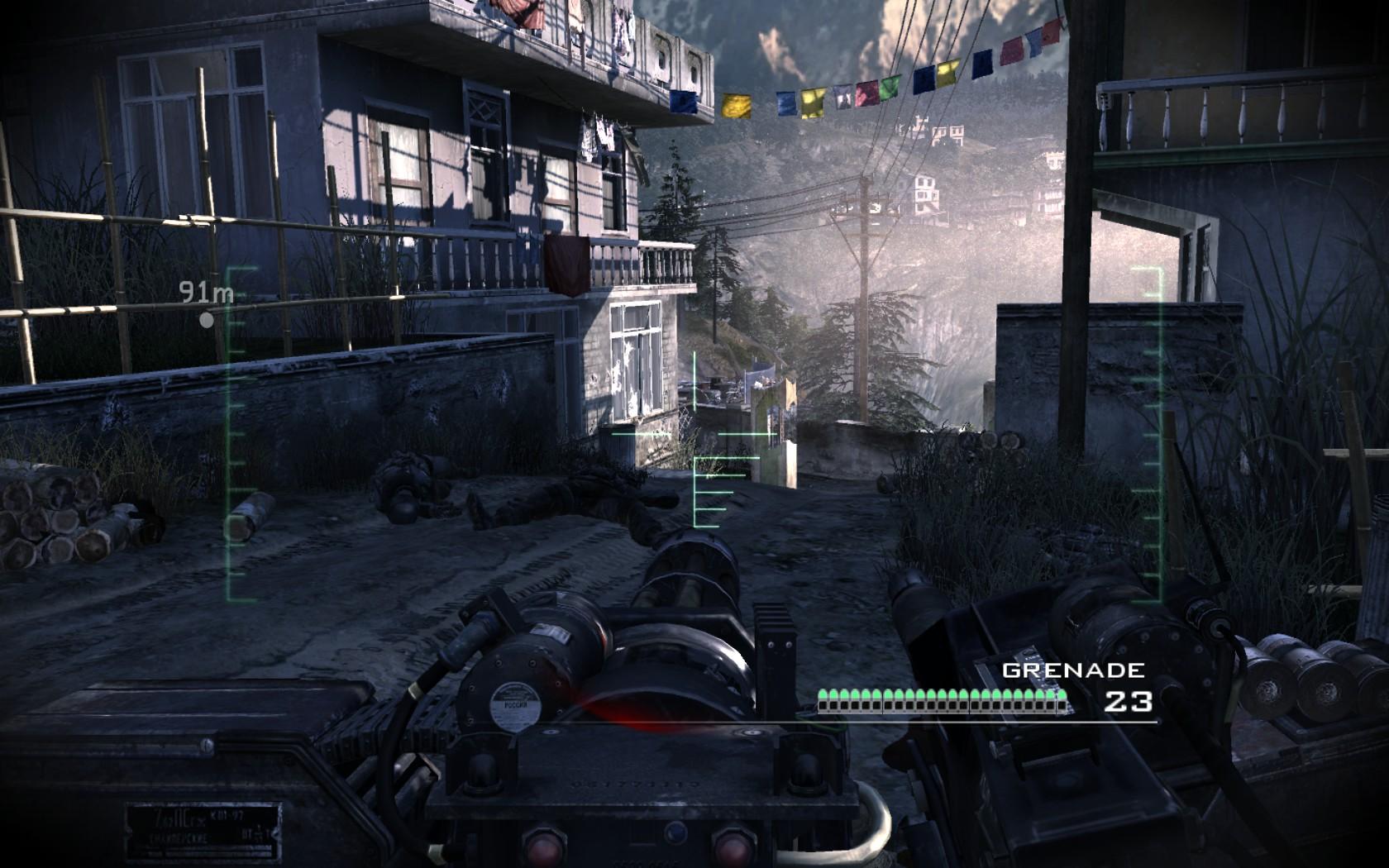 The Refined Geek » Call of Duty Modern Warfare 3: A