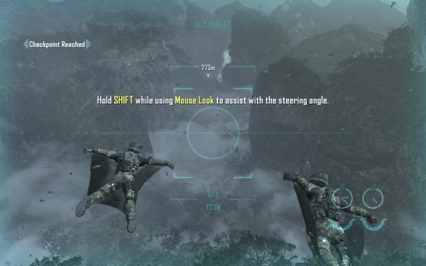 Call of Duty Black Ops II Screenshot Wallpaper Wingsuits600px