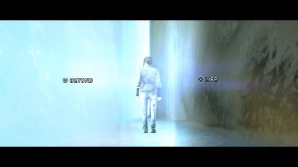 Beyond Two Souls  Review Screenshot Wallpaper Beyond or Life