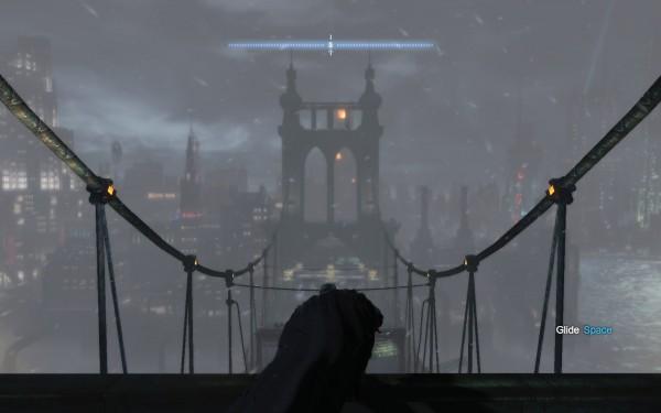 Batman Arkham Origins Review Screenshot Wallpaper Eternal Vigilance