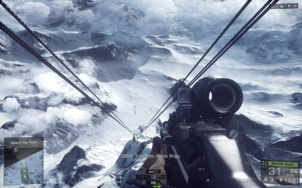 Battlefield 4 Review Screenshot Wallpaper Freedom