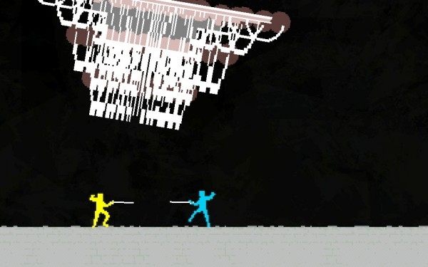 Nidhogg Review Screenshot Wallpaper Chandelier