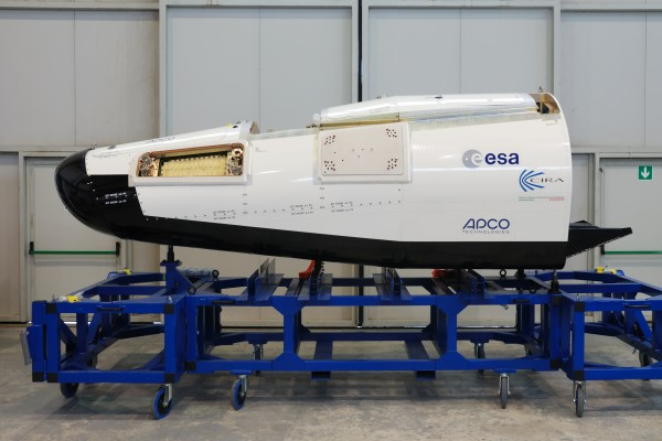 ESA IXV Full Scale Prototype
