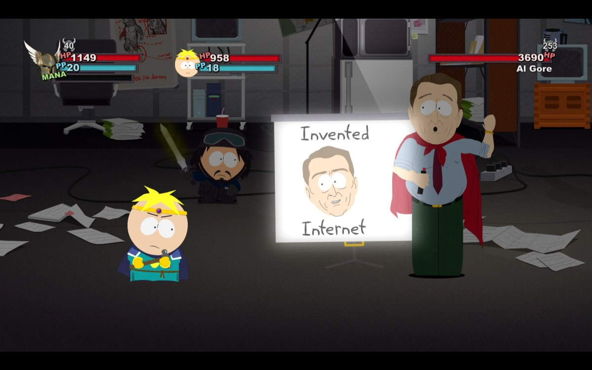 The Refined Geek South Park The Stick Of Truth Save Us Sir