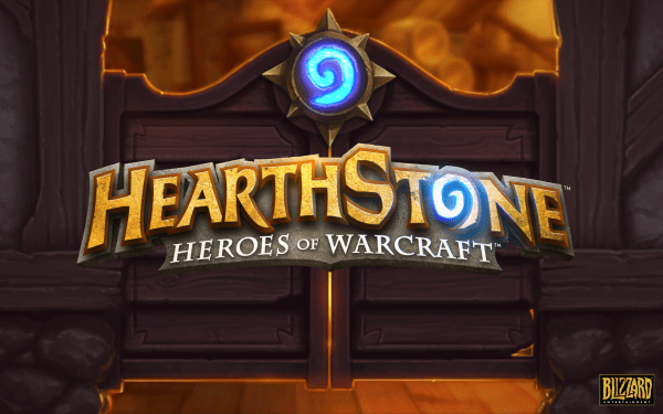 Hearthstone Review Screenshot Wallpaper Title Screen