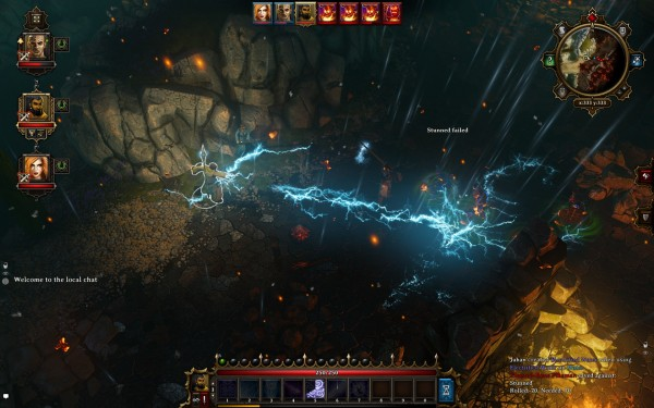Divinity Original Sin Review Screenshot Wallpaper Shock Therapy