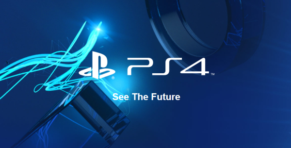 PlayStation 4 See The Future