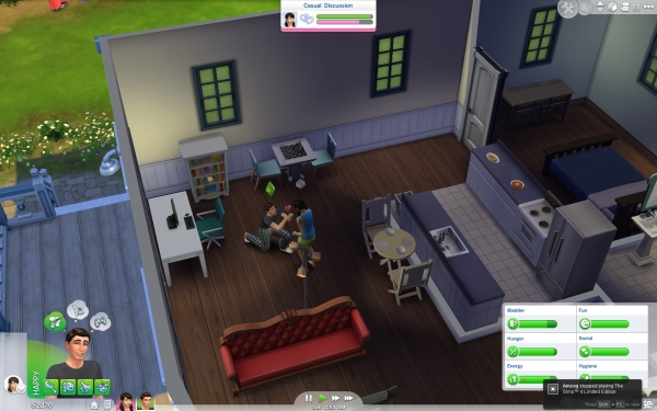 The Sims 4 Review Screenshot Wallpaper Dave Pops The Question