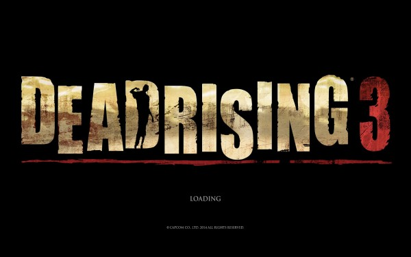 Dead Rising 3 Review Screenshot Wallpaper Title Screen