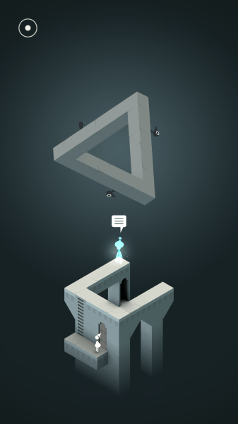 Monument Valley Screenshot Wallpaper Penrose Triangle