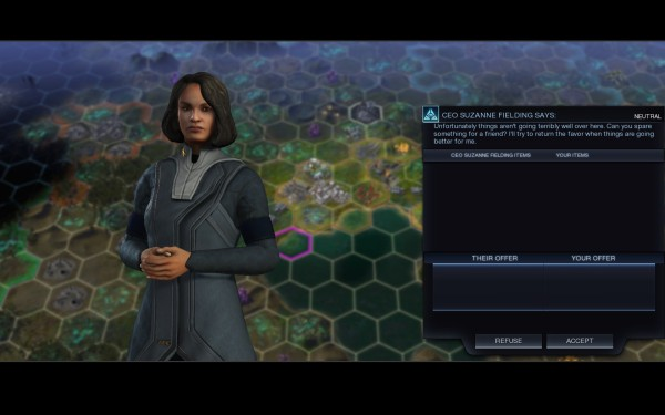 Civilization Beyond Earth Screenshot Wallpaper Offer Nothing Get Nothing