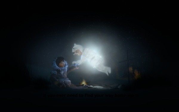 Never Alone Review Screenshot Wallpaper Find Your Way Home
