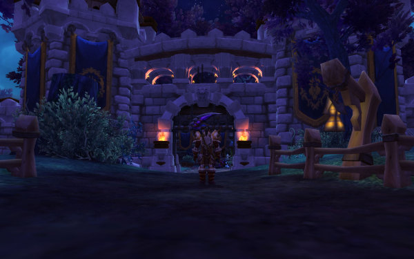 World of Warcraft Warlords of Draenro Review Screenshot Wallpaper Garrison