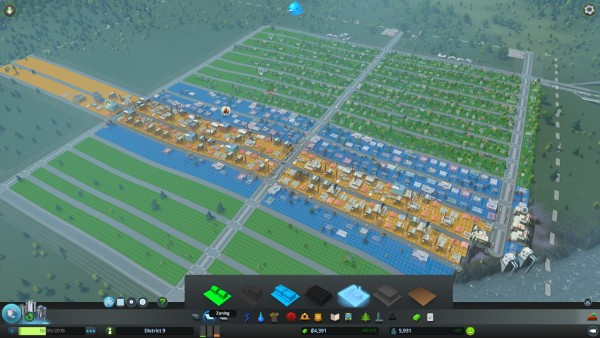 Cities Skylines Review Screenshot Wallpaper Zones