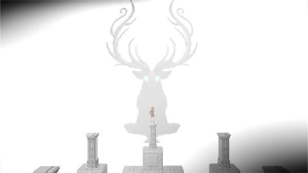 The Deer God Review Screenshot Wallpaper First Judgement