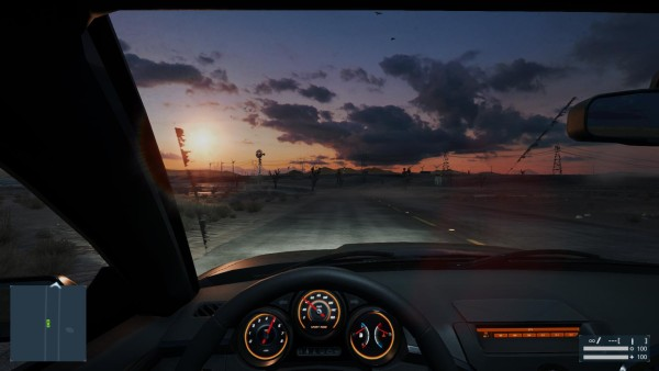 Battlefield Hardline Review Screenshot Wallpaper Driving