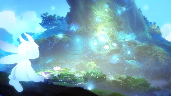 Ori and the Blind Forest Review Screenshot Wallpaper Spirit Tree