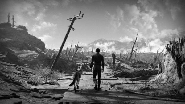 Fallout 4 Review Screenshot Wallpaper War Never Changes
