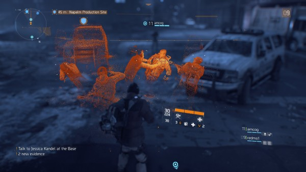 The Division Review Screenshot Wallpaper ECHO
