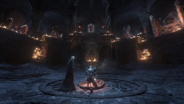 Dark Souls 3 Review Screenshot Wallpaper Lords of Ember