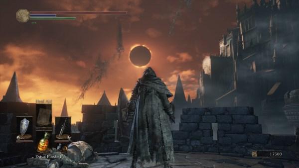 Dark Souls 3 Review Screenshot Wallpaper Praise the...Eclipse