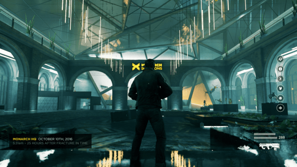 Quantum Break Review Screenshot Wallpaper Monarch Solutions