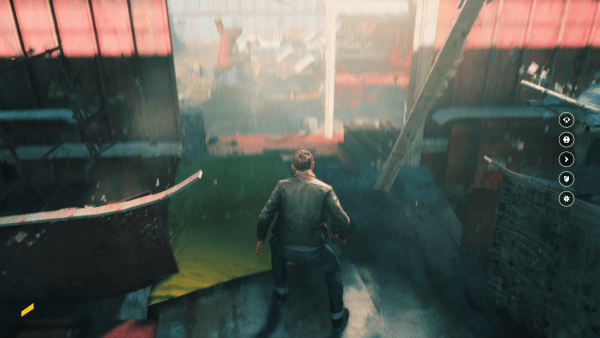 Quantum Break Review Screenshot Wallpaper Time to Fight