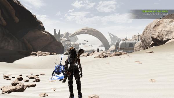 recore-review-screenshot-wallpaper-barren-desert