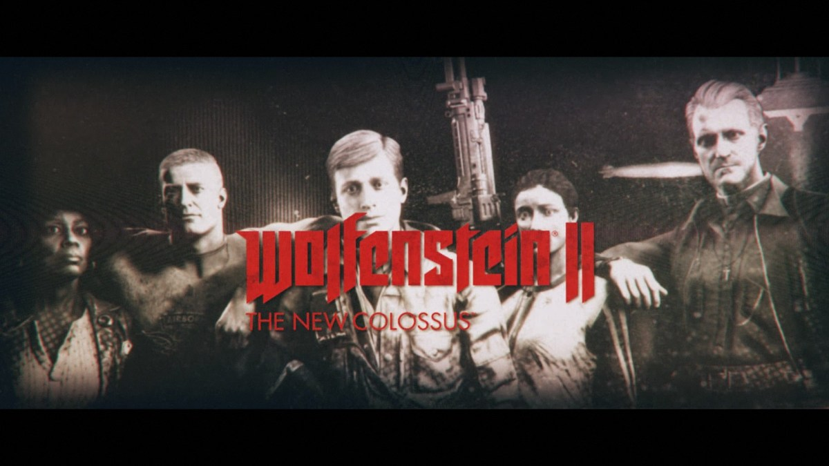 The Refined Geek Wolfenstein Ii The New Colossus I M Not Long